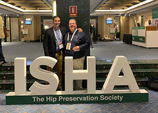 Hip Preservation Society meeting in Madrid